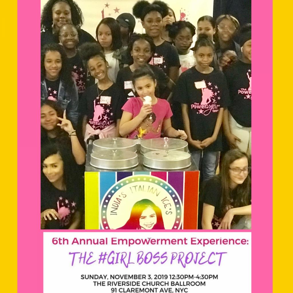 Italian Ice Cart, Black Girls smiling, Black Girls Rock, Girl Power